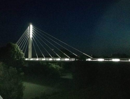 Si accendono le luci sul ponte nuovo