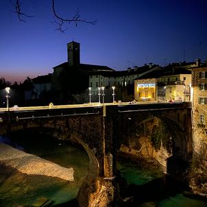 Comune di Cividale del Friuli - Illuminazione Ciel Impianti