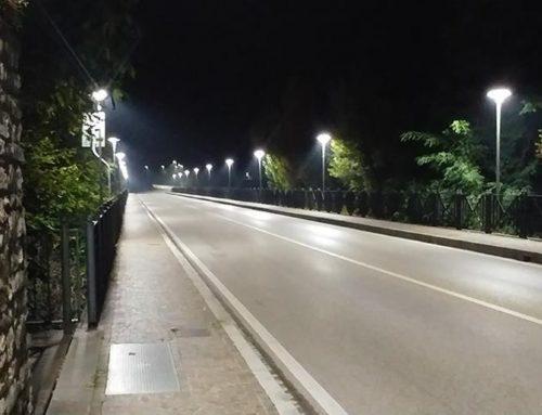 Cividale, nuova illuminazione per strade e monumenti
