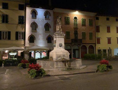 Cividale del Friuli: al via il restauro della fontana di Piazza Paolo Diacono